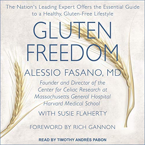 Gluten Freedom cover art