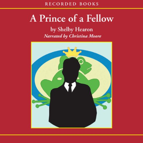 A Prince of a Fellow audiobook cover art