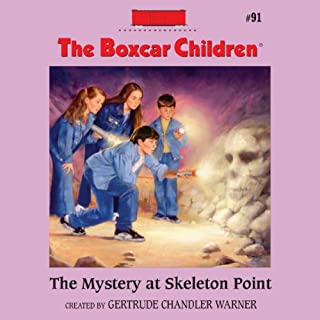 The Mystery at Skeleton Point cover art