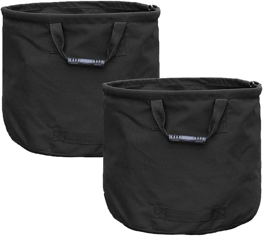 ZZX 600D Waterproof Oxford Garden Fort Worth Mall Special price Storage Bag Leaf Reusable Gar