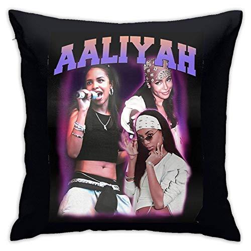 Tengyuntong Throw Square Throw Pillowcover/PillowcaseAaliyah Hugging Pillowcase, Soft and Comfortable, Sofa