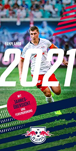 RB Leipzig Fancalendar 2021, Unisex One Size - Original Merchandise