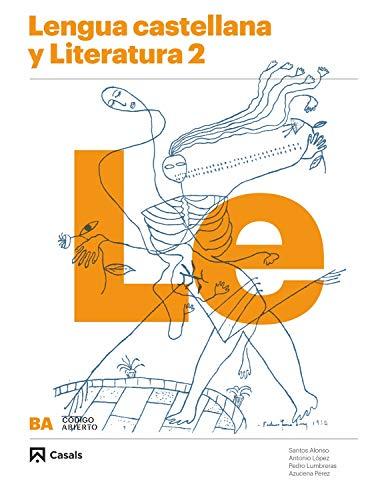 Lengua castellana y Literatura 2 Ba 2020 (Código abierto)
