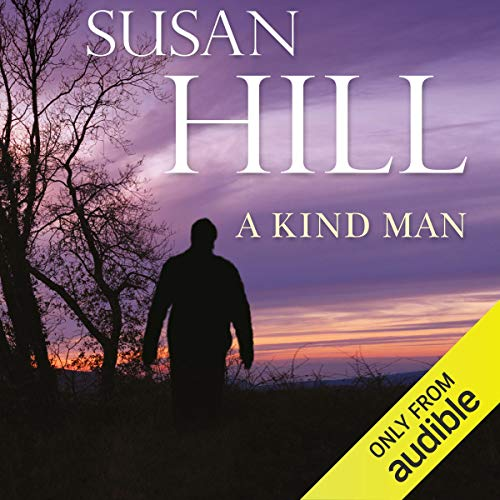 A Kind Man audiobook cover art
