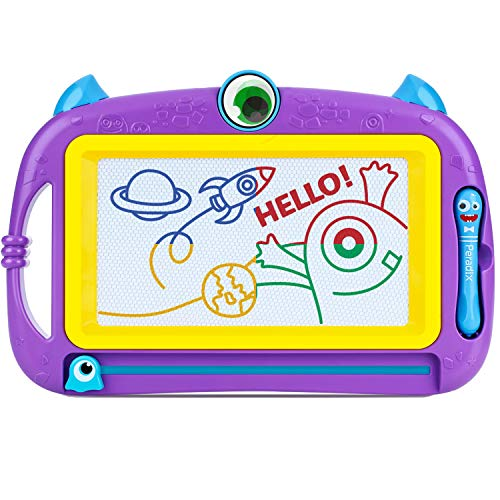 NROCF Portable 8.5 Inch LCD Screen Electronic Writing Tablet Digital Drawing Drawing Handwriting Pad with Pen for Kids
