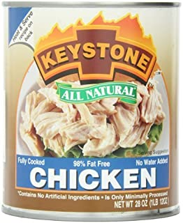 Keystone Meats All Natural Canned Chicken, 28 Ounce by Keystone Meats (1)