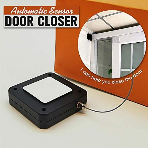 Punch-Free Automatic Sensor Door...
