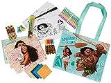 Taldec- Coffret activités créatives Vaiana, DMO-4468