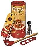 c'è pasta per te. il gusto italiano a tavola. con gadget