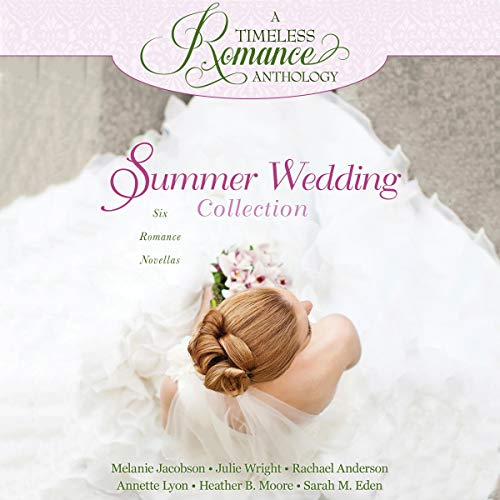 Summer Wedding Collection audiobook cover art