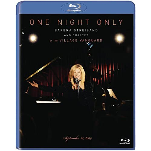 Barbra Streisand - One night only - Barbra Streisand and Quartet at the Village Vanguard