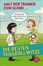 Buch-Tipp: Sagt der Trainer zum Schiri: Die besten Fußballwitze