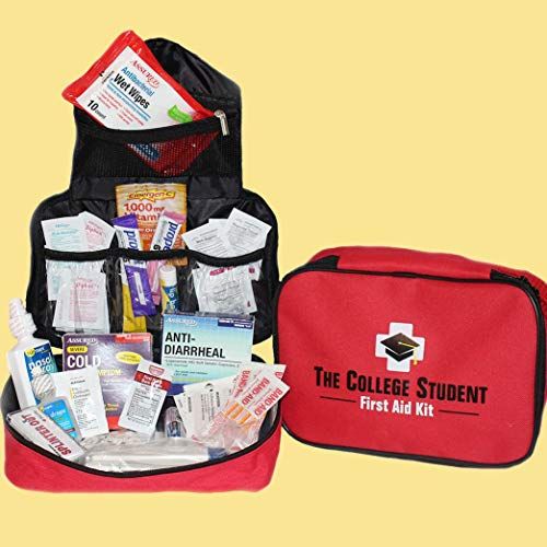 The College Student Travel First Aid