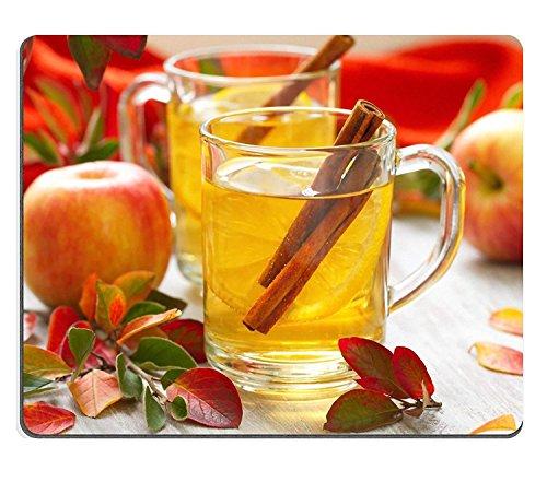 Luxlady Gaming Mousepad ID: 44968470 Hete drank met appelsap citroen en kaneel in de herfst