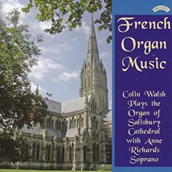 French Organ Music from Salisbury Cathedral