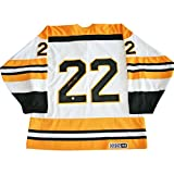 Willie O'Ree Autographed Boston Bruins Replica Jersey - Autographed NHL Jerseys