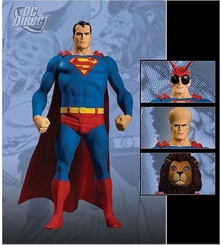 Showcase Presents Series 1  Superhomme Action Figure by DC Comics by DC Comics