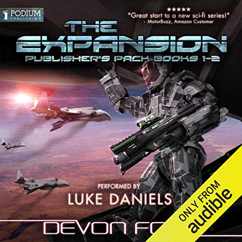 The Expansion: Publisher's Pack cover art