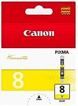 Canon 1 X CLI 8 for Pixma IP4200, Yellow Ink Tank (CNM0623B002) Category: Inkjet Printer Cartridges