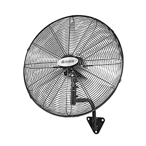 QINGZHUO Ventilador,el Ventilador De Piso De Alta Velocidad,la Alta Potencia Y La Energía Eólica,con 3 Niveles De Velocidad,satisfacen La Refrigeración De Grandes Espacios.