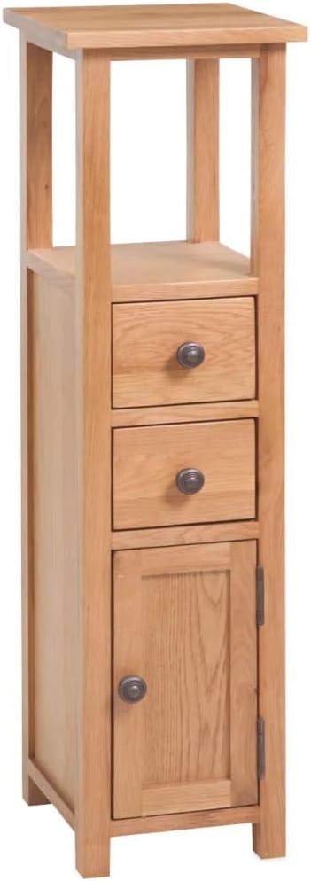 H.BETTER Corner Cabinet Solid Oak wit 10.2