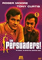 Persuaders: Set 1 [DVD] [Import]