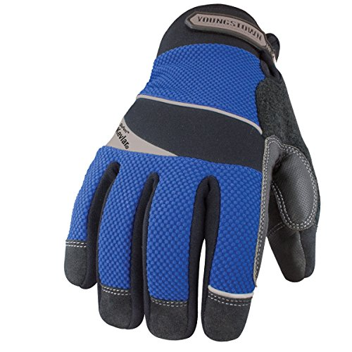 Youngstown Glove 08-3085-80-XL Waterproof Winter Lined with Kevlar X-Large
