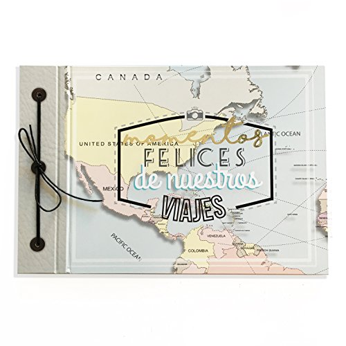álbum viajes de la marca La Scrapería