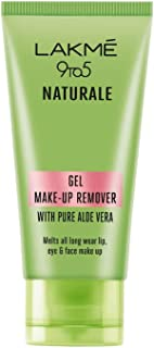 Lakme 9To5 Naturale Gel Makeup Remover, 50 g