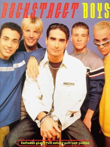 Backstreet Boys, w. poster