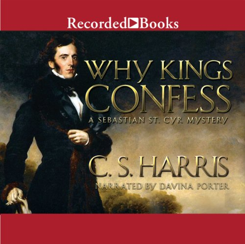 Why Kings Confess audiobook cover art