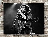 Huawuque Poster Bob Marley Brighton, Standardgröße, 45,7