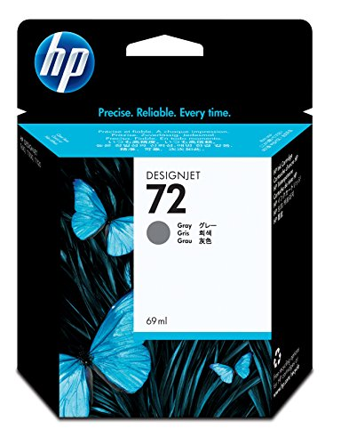 HP 72 Originele inktcartridge Onbekend. 69 ml grijs