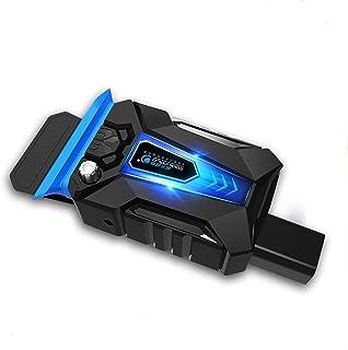 كول كولد، ايس ماجيك 3، مبرد لاجهزة اللاب توب بحجم صغير بمنفذ يو اس بي وبتحكم بسرعة المروحة