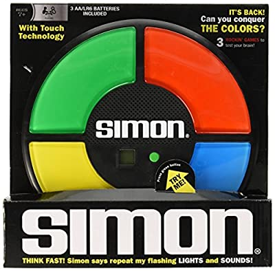 Simon Electronic Memory Game from Schylling