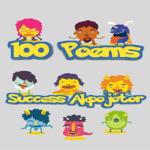 100 Poems audiobook cover art