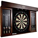 Barrington 40' Dartboard Cabinet With Led Light