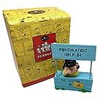 Peanuts Gallery Hallmark Lucy Mood Booth Figurine Limited Edition