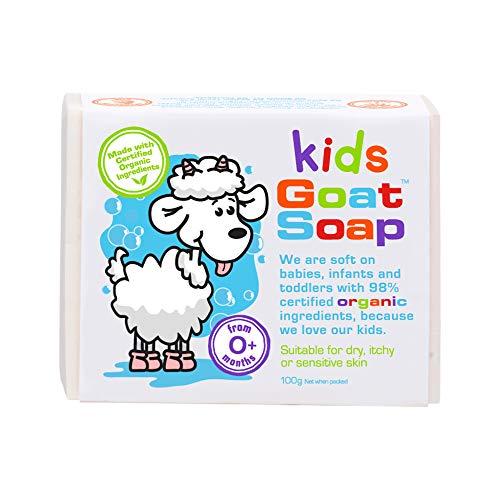 Goat Organic Kid's Soap, 100 g