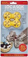 Loc A Sok Sock Locks(ロック ア ソック ソック ロックス)(40個パック)オールイエロー