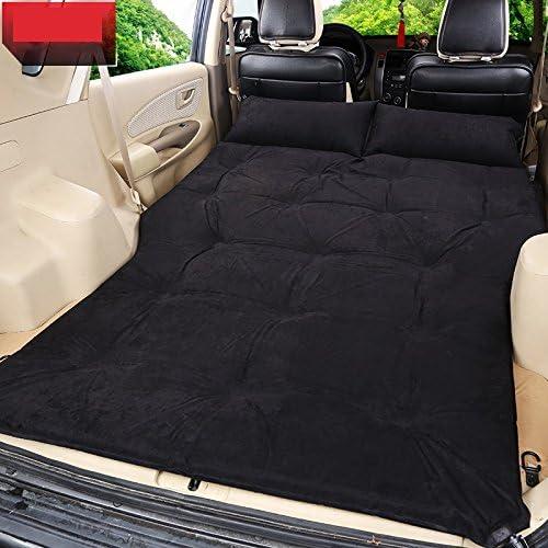 ASL Lit Gonflable Bed SUV Car, Outdoor Sleeping Mat Travel Bed Car Mat Camping Tapis résistant à l'humidité Portable Folded Travel Vacation Car Supplies 190  126cm qualité (Couleur    4)