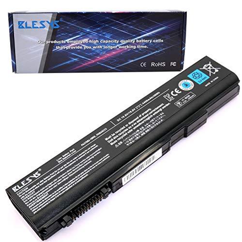 BLESYS PA3788U-1BRS PABAS223 Laptop Akku für Toshiba Tecra A11 M11 S11 S11-11D, , Satellite pro s500 Serie 10.8V 4400mAh 48Wh