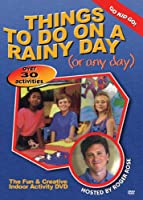 Things to Do on a Rainy Day [DVD]