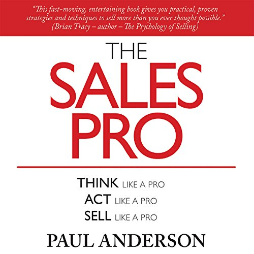 The Sales Pro cover art