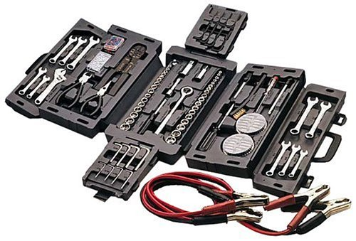 Allied 59091 235-Piece Mechanics Tool Set in Fold Out Case