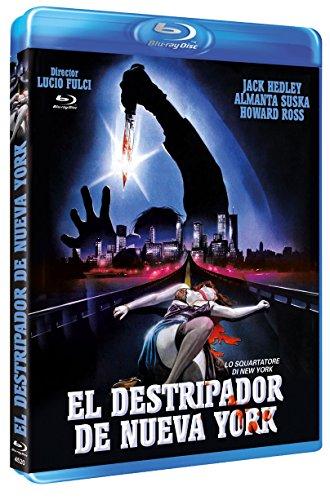 El Destripador De Nueva York BD 1982  Lo squartatore di New York [Blu-ray]