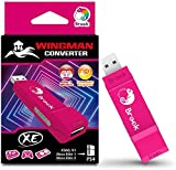 Brook Wingman XE Support Xbox Series S/X/ Xbox 360/ Xbox One/Xbox Elite/Xbox Elite Series 2/PS5 Dualsense/PS4/PS3/Controllers on PS5 PS4 PS3 Console Super Converter Gaming Adapter Turbo and Remap