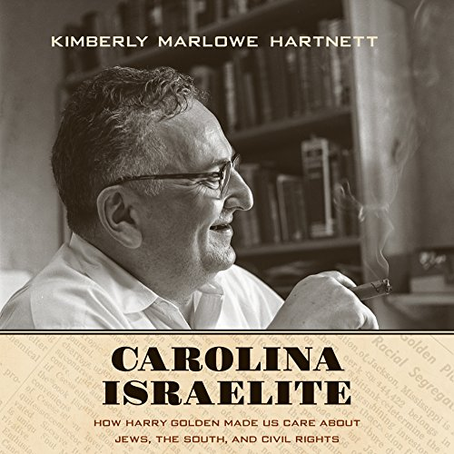 Carolina Israelite audiobook cover art