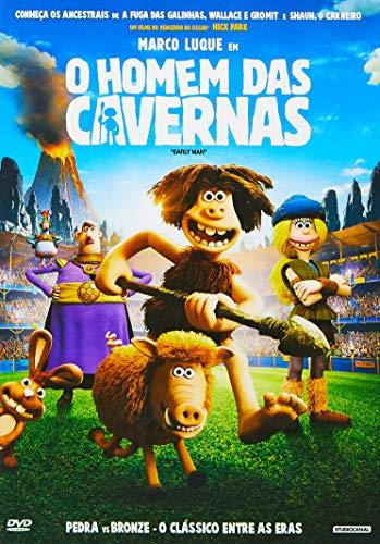 O Homem Das Cavernas [DVD]