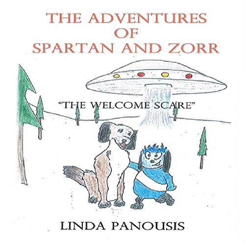The Adventures of Spartan and Zorr: The Welcome Scare
